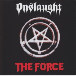 Onslaught Power From Hell Cd