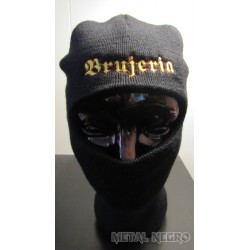 Brujeria Beanie mask embroidered cap